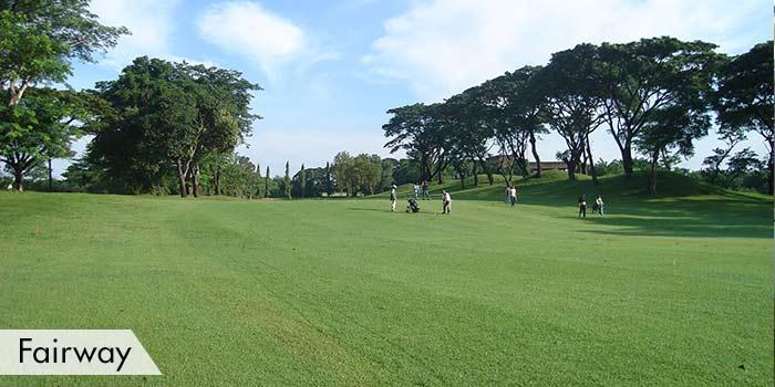 Cattle Creek Golf & Country Club Fairway