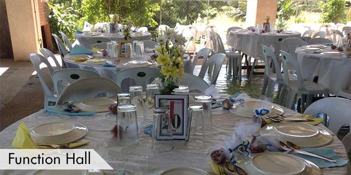 Function Hall at Cattle Creek Golf & Country Club