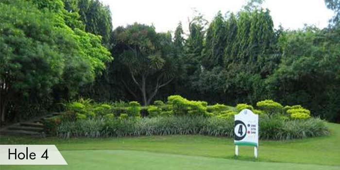 Cebu Country Club Hole 4