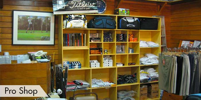 Cebu Country Club Pro SHop
