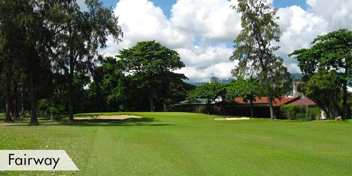 Fairway at Cebu Country Club