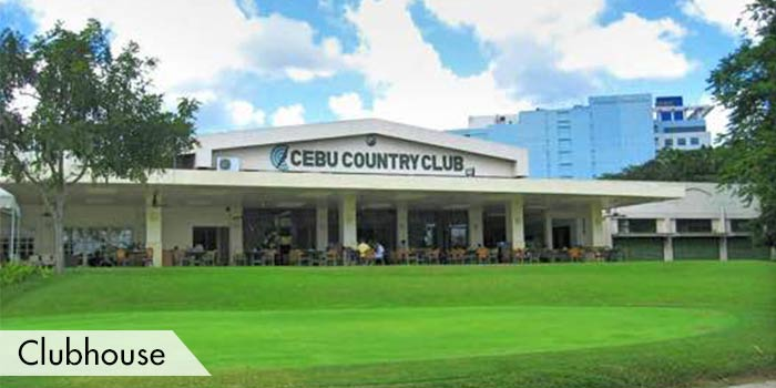 The Clubhouse of Cebu Country Club