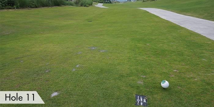 Clark Sun Valley Golf & Country Club Hole 11
