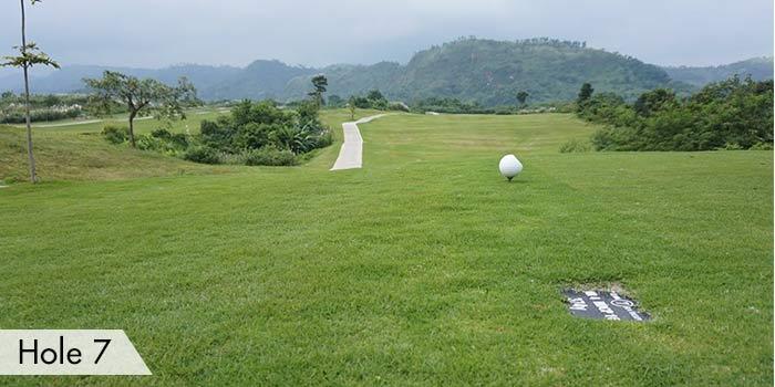 Clark Sun Valley Golf & Country Club Hole 7