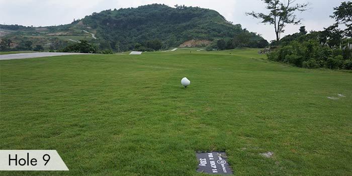 Clark Sun Valley Golf & Country Club Hole 9