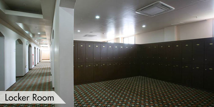 Clark Sun Valley Golf & Country Club Locker Room