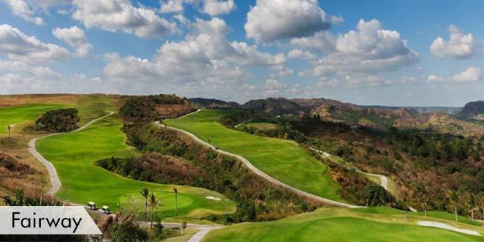Fairway at Clark Sun Valley Golf & Country Club