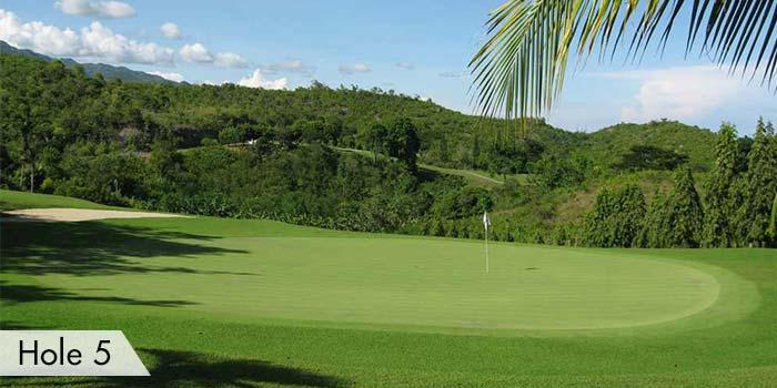 Cebu Green Island Golf Beach Resort