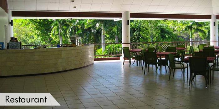 Restaurant at Club Filipino Inc. de Cebu
