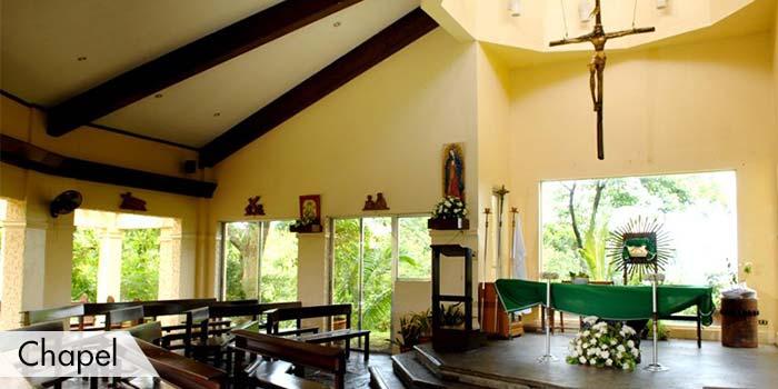 Chapel at Club Punta Fuego