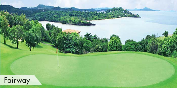 Club Punta Fuego Fairway