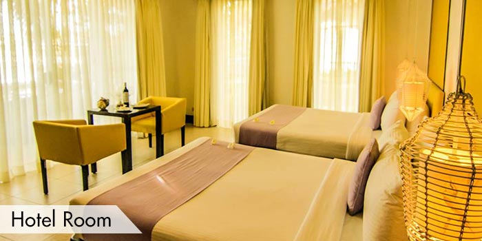 Club Punta Fuego Hotel Room