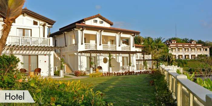 Hotel of Club Punta Fuego