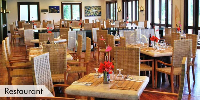 Restaurant at Club Punta Fuego