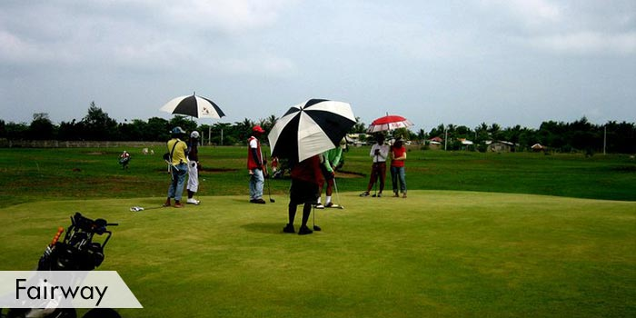 Fairway at Dagupan Golf & Beach Club