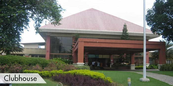 The Clubhouse of Dagupan Golf & Beach Club