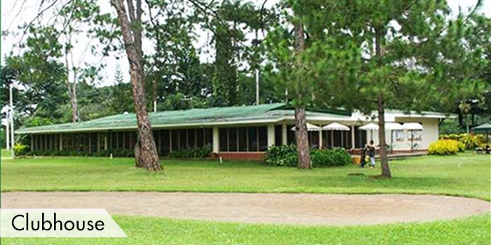 The Clubhouse of Del Monte Golf Club