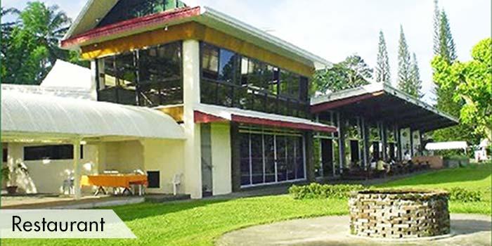 Restaurant at Dole Kalsangi Golf Club
