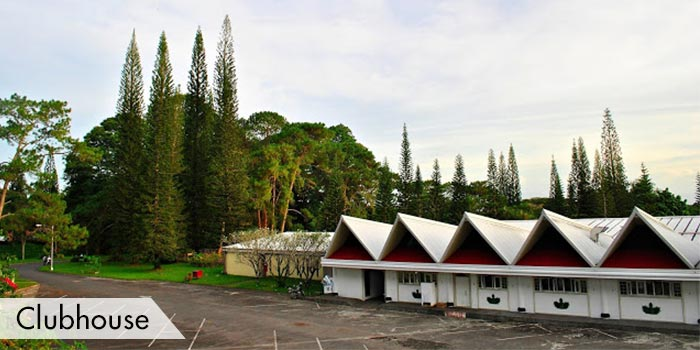 The Clubhouse at Dole Kalsangi Golf Club