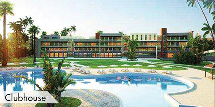 Clubhouse of Doдa Pepita Golf Course
