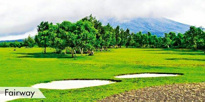 Dona Pepita Golf Course Fairway