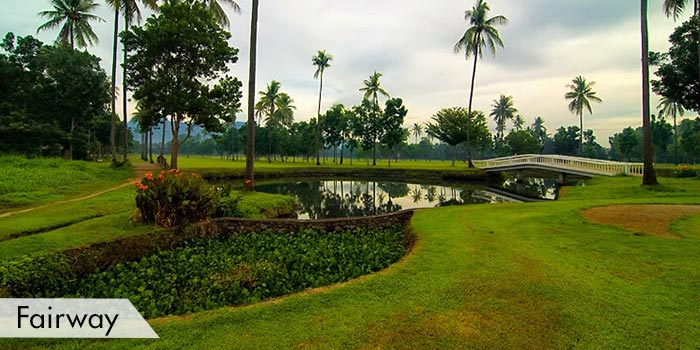 Dumaguete Golf and Country Club Fairway