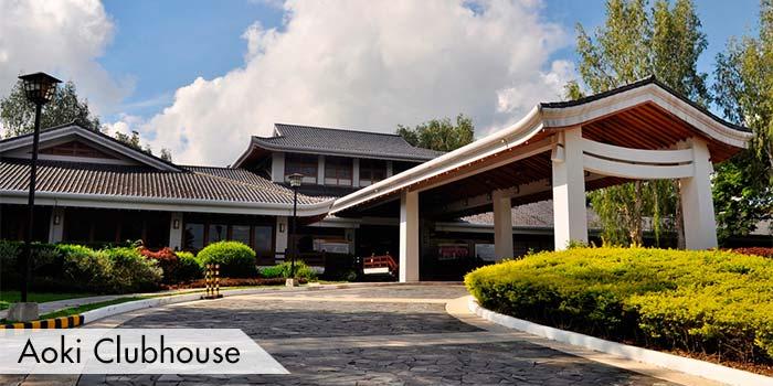 Eagle Ridge Golf & Country Club Aoki Clubhouse