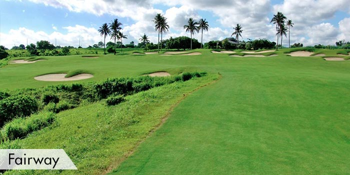 Eagle Ridge Golf & Country Club Fairway