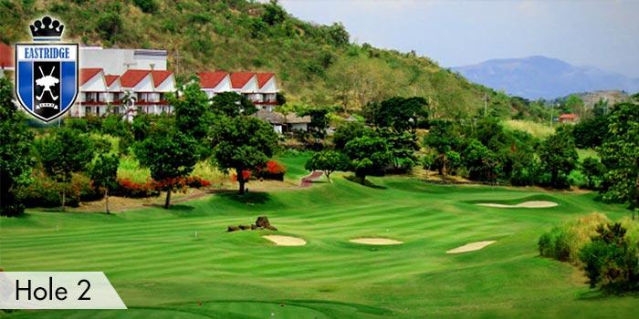 Eastridge Golf & Country Club Hole 1