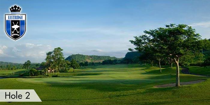 Eastridge Golf & Country Club Hole 2