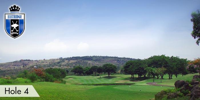 Eastridge Golf & Country Club Hole 4
