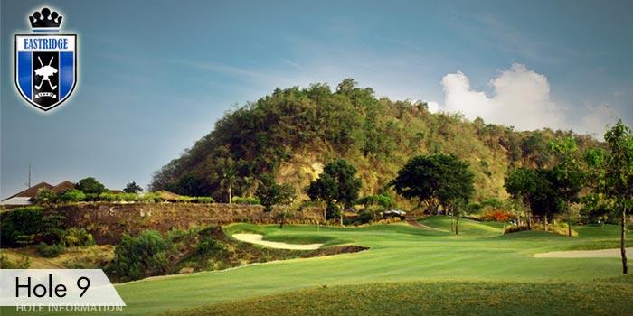Eastridge Golf & Country Club Hole 9+