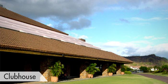 The Clubhouse of Eastridge Golf & Country Club