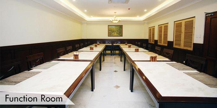 A Function Room at Fontana & Apollon Korea Country Club