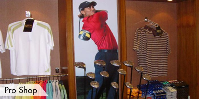 Fontana & Apollon Korea Country Club Pro Shop