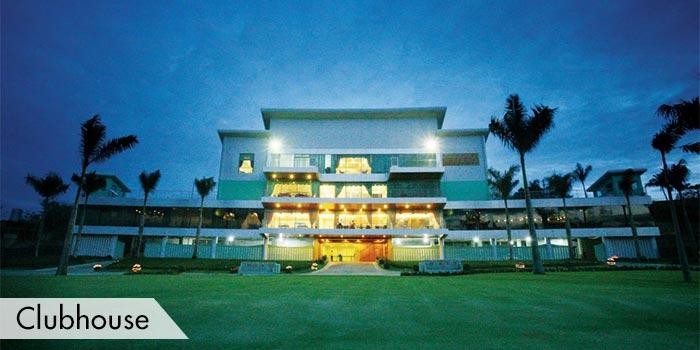 The Clubhouse of Fontana & Apollon Korea Country Club