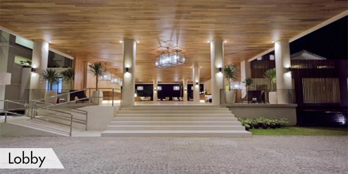 Lobby of Fairways & Bluewater Resort Golf & Country Club