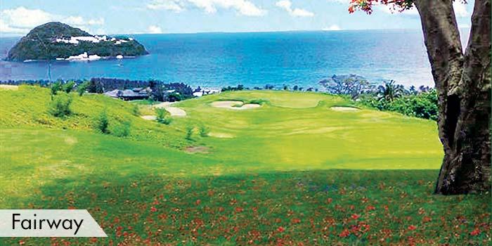 Fantasy Island Golf Club Fairway
