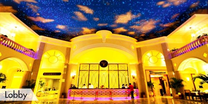 Fontana Leisure Parks & Casino Lobby