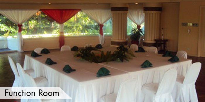Forest Hills Golf & Country Club Function Room