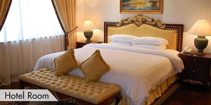 Fort Ilocandia Resort & Casino Hotel Room