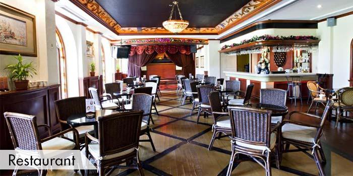 Fort Ilocandia Resort & Casino Restaurant