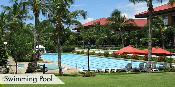 Swimming Pool at Fort Ilocandia Resort & Casino