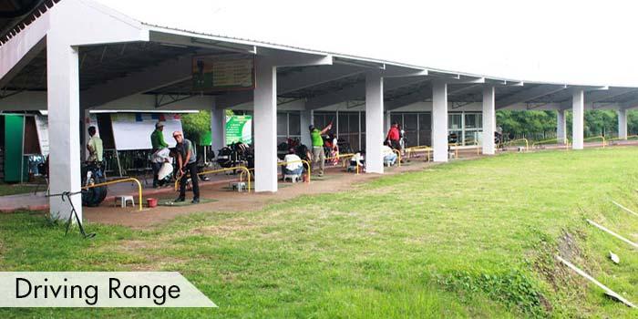 Driving Range of Haciendas de Naga Sports Club, Inc.