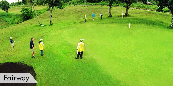 Haciendas de Naga Sports Club, Inc. Fairway