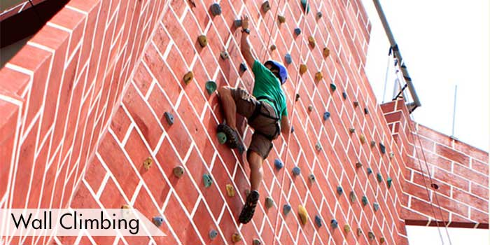 Haciendas de Naga Sports Club, Inc. Wall Climbing