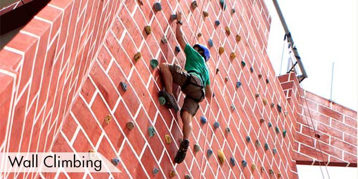 Haciendas de Naga Sports Club, Inc. Wall Climbing