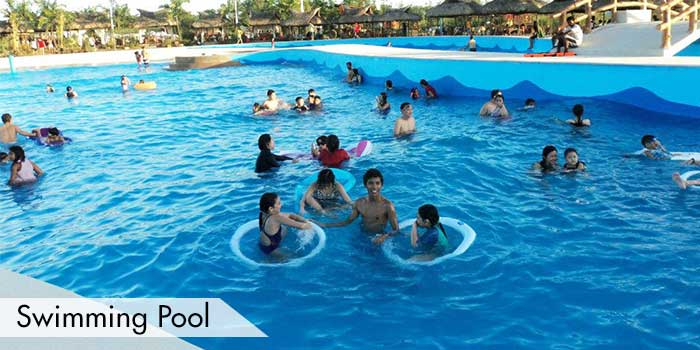 Swimming Pool at Haciendas de Naga Sports Club, Inc.