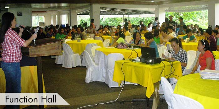 Function Hall of Iloilo Golf & Country Club, Inc.
