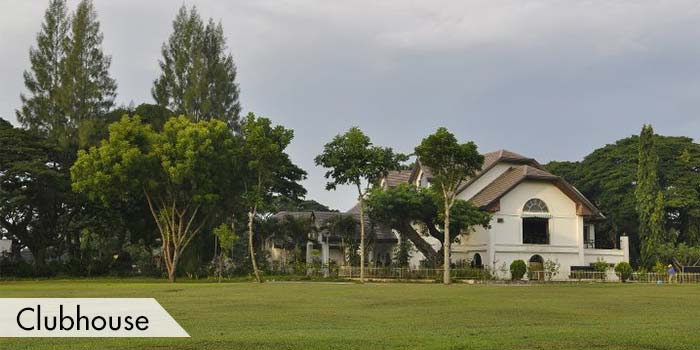 The Clubhouse of Iloilo Golf & Country Club, Inc.